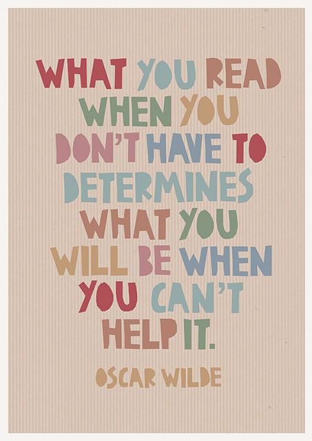 Wilde reading